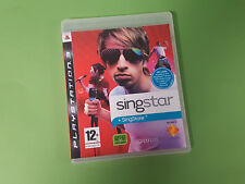 Singstar Sony Playstation 3 PS3 Game - SCEE