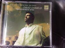 David Daniels sings Handel Oratorio Arias, with John Nelson. Virgin Classics