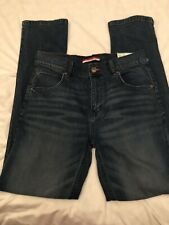 Tommy Hilfiger Boy's Rebel Skinny Jeans Slim ~ Size 20