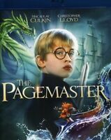 The Pagemaster [New Blu-ray] Ac-3/Dolby Digital, Dolby, Digital Theate