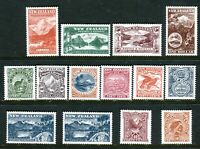 1998 New Zealand - Centenary of 1898 Pictorials MUH Set of 14 Stamps