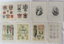 Masonic old prints as one lot