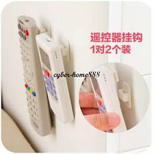 Paste Home #C Air Conditioning Television Remote Control Storage Hooks Hanging