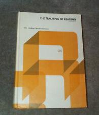 The Teaching Of Reading, Problems Elementary School,John DeBoer, Martha Dallmann