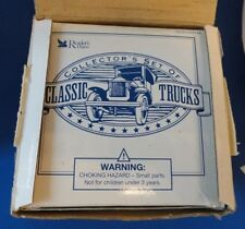 Readers Digest Collector Set of Classic Trucks (4) Original Boxes - New Conditio