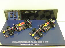 Minichamps 402091415 Red Bull Racing Renault RB5 Chinese GP 2009