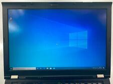 Lenovo ThinkPad T410 i5-2.67Ghz 4GB 320GB HDD Nvidia Cam Bluetooth WiFi SE29-03