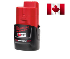 Milwaukee M12 48-11-2420 REDLITHIUM 2.0 Compact Battery Pack