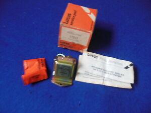 NOS Lucas Alternator Regulator Triumph TR250 TR6 37565