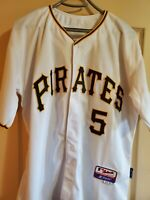 #5 Josh Harrison Authentic Majestic MLB Pittsburgh Pirates Jersey Size 40