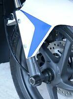 R&G Racing Fork Protectors for the Honda NSC50R 2013-2015 FP0135BK BLACK