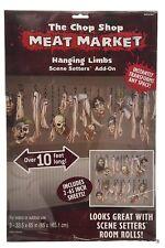 Gigante Scena Setter 2 PEZZI da appendere Arti mercato carne festa di Halloween Decorazione