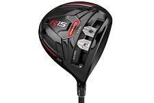 New Taylormade R15 TP Black 10.5* Driver Matrix Red Tie 60Q4 Stiff flex R 15