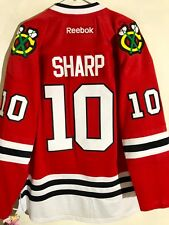 Reebok Premier NHL Jersey Chicago Blackhawks Patrick Sharp Red sz XL