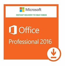 Microsoft Office 2016 Professional Plus Key MS Office PRO Plus Business
