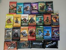 More details for magic the gathering - chaos draft set - 24 new booster packs in box - mtg
