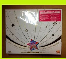 THE IDOLM@STER M@STERS OF IDOL WORLD!! 2015 Live Blu-ray PERFECT BOX Limited