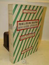 Perché la pena ERGASTOLO deve essere attenuata - Perucatti 1956 ILLUSTRATO