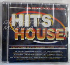 VARIOUS - HITS HOUSE- The best of House music - 20 TRACKS - CD Sigillato