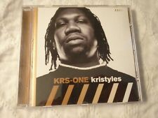 Kristyles by KRS-One (CD, Jun-2003, In the Paint)