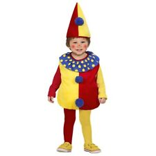 Clown Costume For Circus Fancy Dress