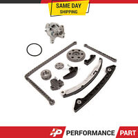 Timing Chain Kit Water Pump for 03-07 Mazda 3 5 6 2.3L DOHC 16V