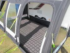 Kampa Continental Caravan Breatheable Awning Groundsheet Carpet 2.5 x 6.0 meters