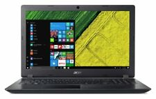 Acer Aspire 3 15.6 Inch AMD A6 2.5GHz 4GB 1TB Windows 10 Laptop - Black