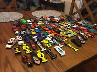 Lot of Mixed 98 Toy Cars /Trucks Diecast hotwheels matchbox malaysia & more