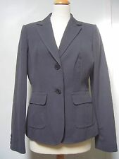 Jigsaw cotton/linen jacket 12 GC lined