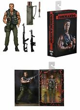 "Neca Commando Ultimate John Matrix (Arnie) 7"" acción figura 2015"