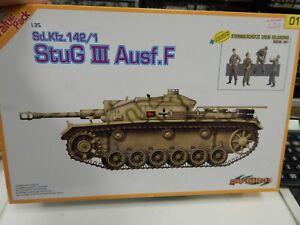 DRAGON 1/35 scale  Stug III Ausf F