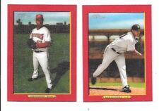 LIVAN HERNANDEZ 2006 TOPPS TURKEY RED 561A, 561B NICE (2) CARD LOT