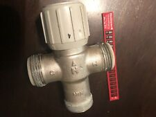AM SERIES HONEYWELL THERMOSTATIC MIXING VALVE  AM101-US-1
