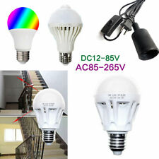 Lamp Dimmable Light Color Change E27 Bulb Motion Sensor Acoustooptic Control