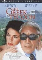 THE GREEK TYCOON NEW DVD