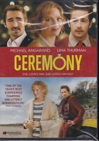 Brand New Ceremony DVD 2011 movie Michael Angarano Harper Dill Uma Thurman Pace