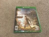 Assassins Creed Odyssey (Xbox One XB1) Brand New sealed - WITH BONUS MISSION