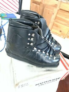 Vintage Dynafit Humanic Leather Race Boots New Old Stock Men's 8.5