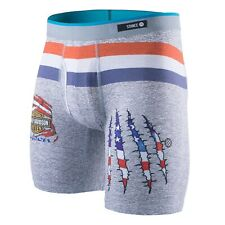 """New without tags Stance Underwear Harley Davidson """"Homegrown"""" (S 28-30) BoxBrief"""