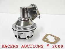 Big Block Chevy Fuel Pump Mechanical High Volume 80GPH Gas Carbureted 396 454