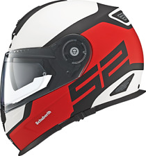 schuberth s2 sport élite Casque motocycle Rouge - XXL
