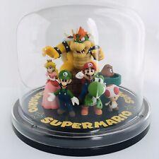 Super Mario Bros Characters Figure CLUB NINTENDO Platinum Reward Japan 2012