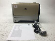 HP LaserJet P2055dn Monochrome Printer NO Toner CE459A, Tested , 2K Page Count