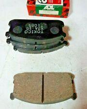 FOR MITSUBISHI LANCER GALANT SAPPORO BRAKE PADS ADC44204 TOKICO T1065