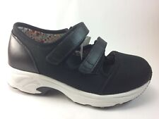 Drew Shoes Solo Women's Black Athletic Shoe Size 5.5 W