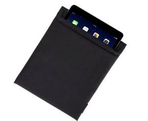 Cote & Ciel Fabric Pouch iPad 5/6/7 PRO AIR AIR2 MINI Black and Grey NEW