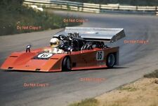 George Follmer AVS Shadow-Chevrolet MkI Mosport Can Am 1970 Photograph