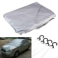 Vehicle Half Body Sun shade Waterproof Sunscreen Snow Resistant Car Cover M Z0S6
