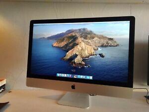 "Apple iMac 27"" - Fin 2013"